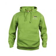 Clique Basuc hoody + Marquage Proplan
