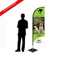 ProPlan Wind flag S recto/verso