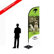 ProPlan Wind flag L recto/verso